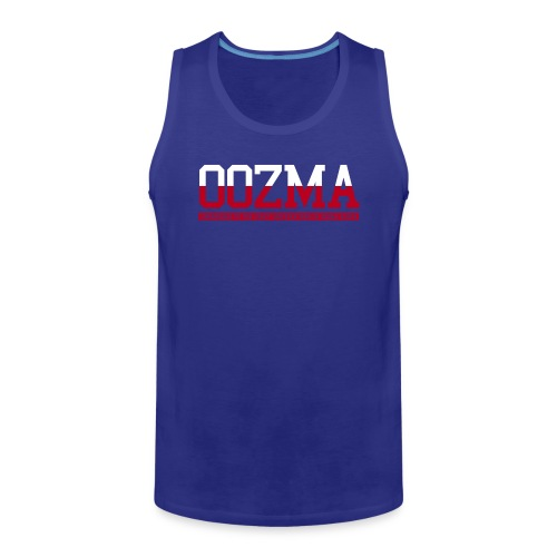 Oozma On-field Tee - Men's Premium Tank