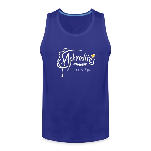 Aphrodite's Resort & Spa Logo - Men's Premium Tank