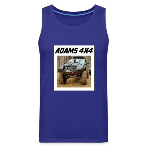 Adams4x4_Tshirt_1 - Men's Premium Tank