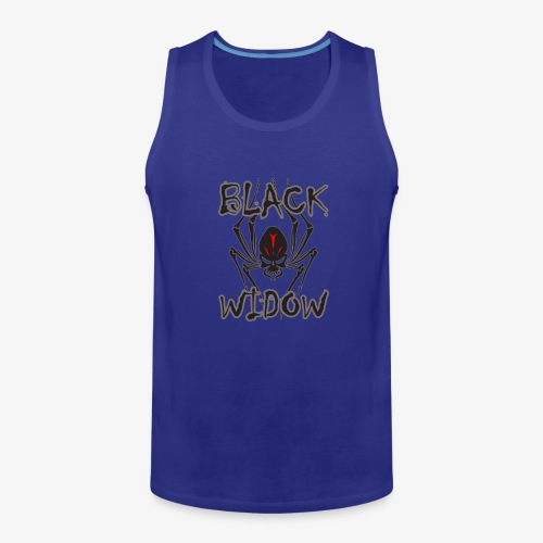 Black Widow - Men's Premium Tank