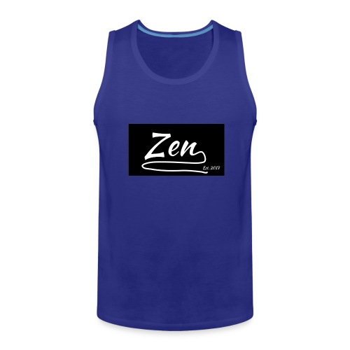 Zen Apparel - Men's Premium Tank