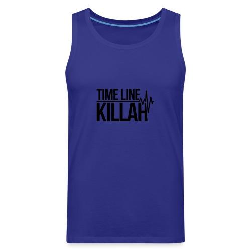 Timeline Killah - Men's Premium Tank