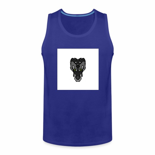 Faded dragon - Men's Premium Tank
