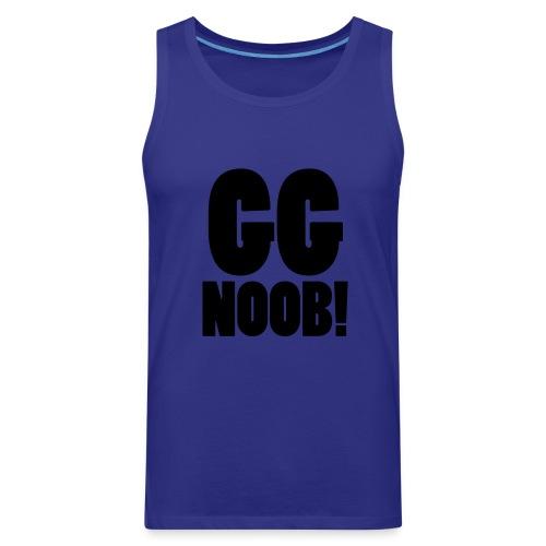 GG Noob - Men's Premium Tank
