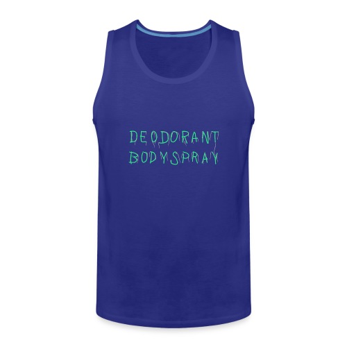 Deodorant Bodyspray - Men's Premium Tank