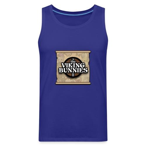 The Viking Bunnies Classic Logo - Men's Premium Tank