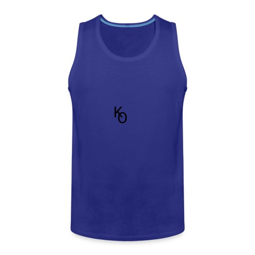 K Over The O - Men's Premium Tank