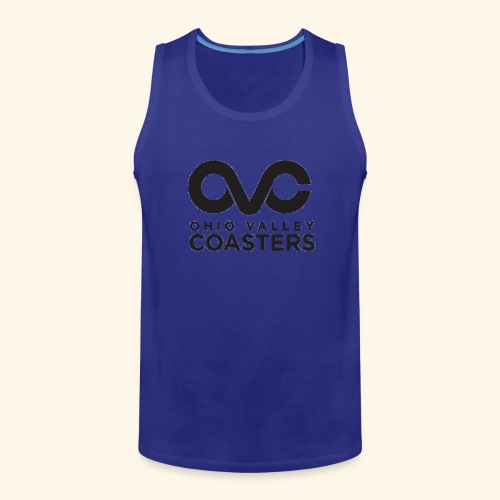 OVC Basic Logo - Men's Premium Tank