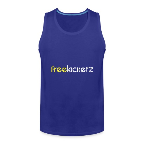 kicker Logo 1 - Men's Premium Tank