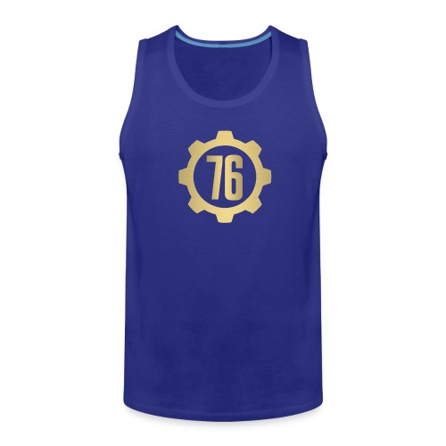 Vault 76 Dweller Shirt Design - Men's Premium Tank