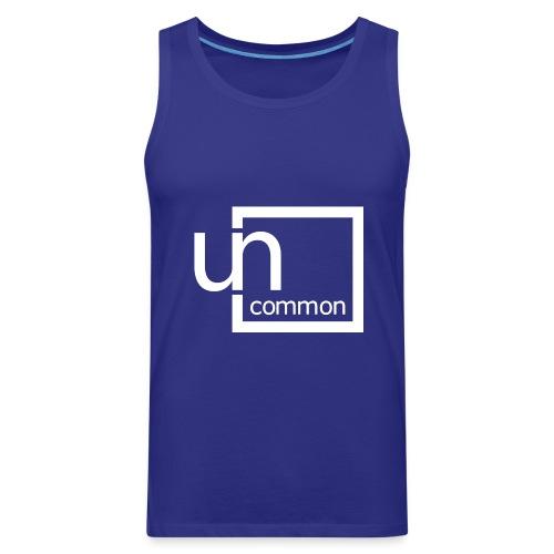 Uncommon - A lifestyle - Men's Premium Tank