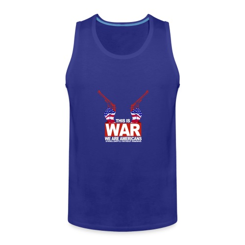 War USA - Men's Premium Tank