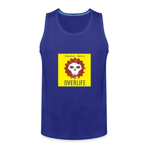 Stainless Spirits-Overlife Cup - Men's Premium Tank