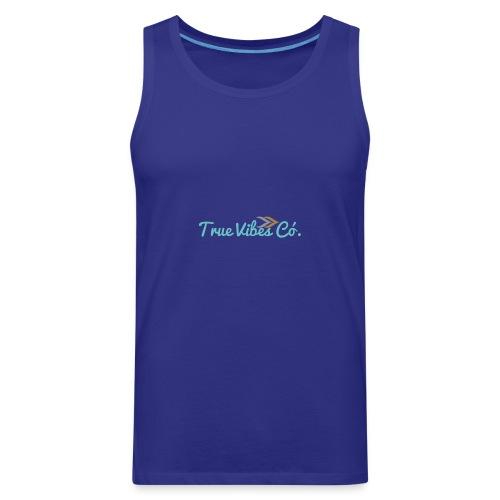 TrueVibes x Pastel Collection - Men's Premium Tank