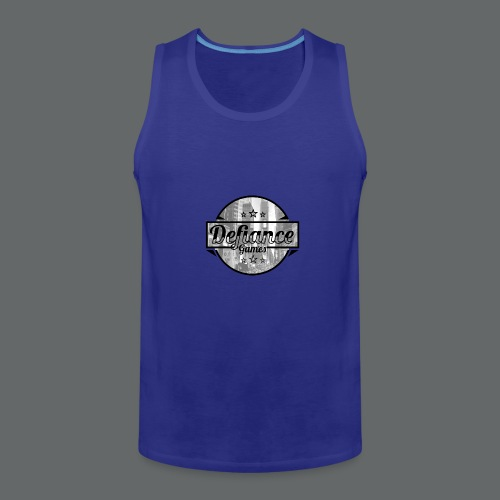 Defiance Games Street Logo Shirt - Men's Premium Tank