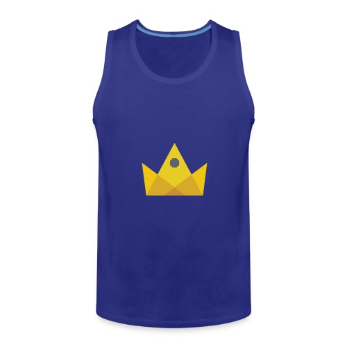 I am the KING - Men's Premium Tank