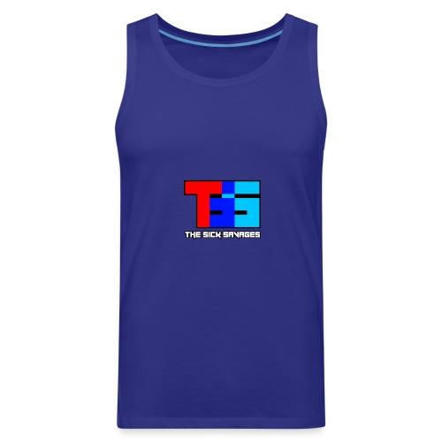 TSS Logo - Men's Premium Tank