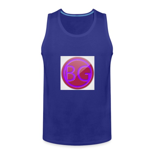 Brother Gaming 2016 logo apparel - Men's Premium Tank