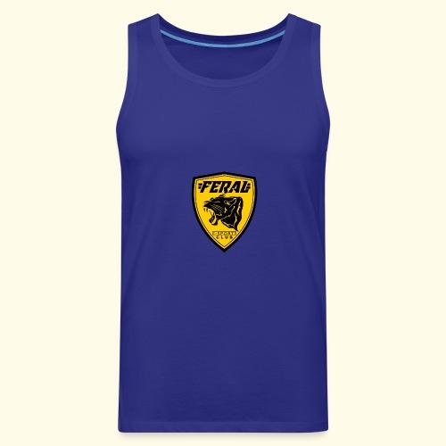 FERAL_EC_Logo - Men's Premium Tank