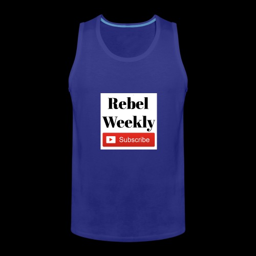 Rebel Weekly - Men's Premium Tank