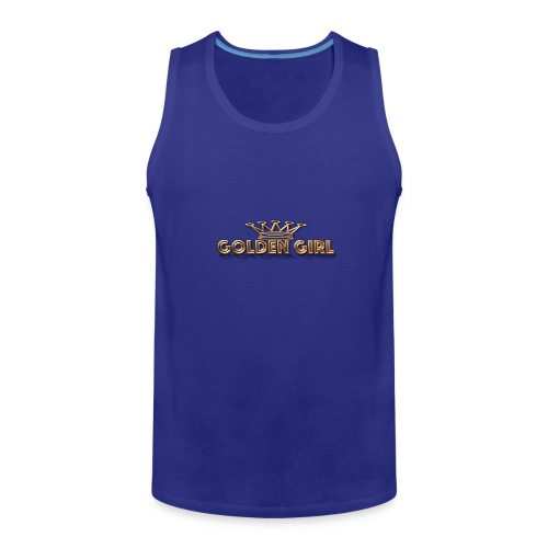 GoldenGirl - Men's Premium Tank