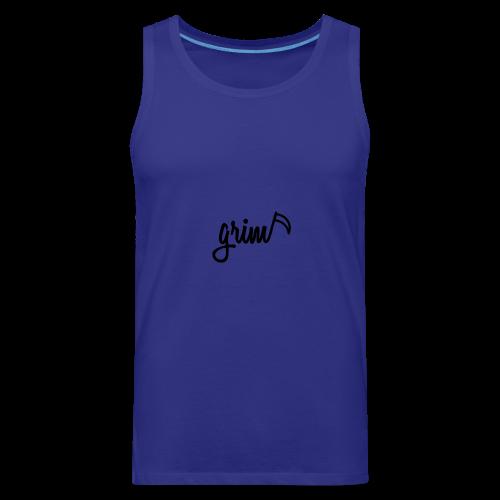 grim - Men's Premium Tank