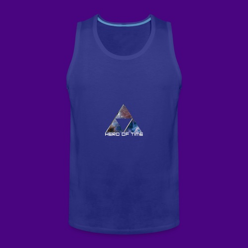 Hero Of Time - Men's Premium Tank