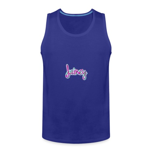 Jainey PNG - Men's Premium Tank