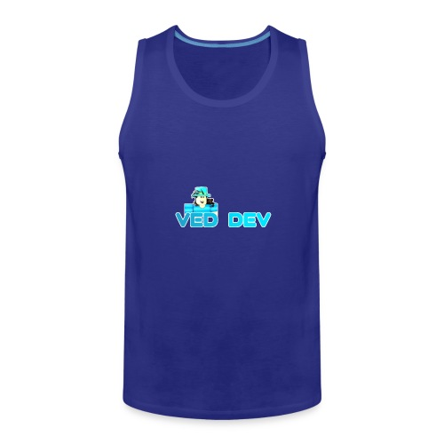 Official Ved Dev - Men's Premium Tank