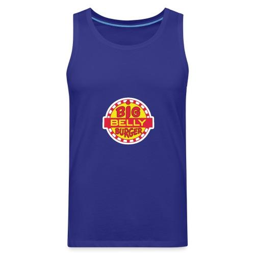 Big Belly Burger - Men's Premium Tank