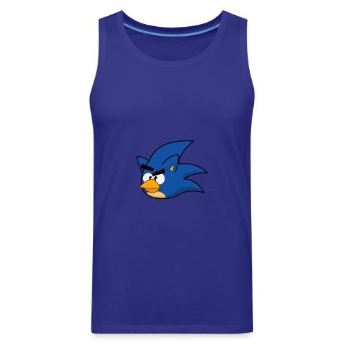 Sonic Angry Bird - Men's Premium Tank