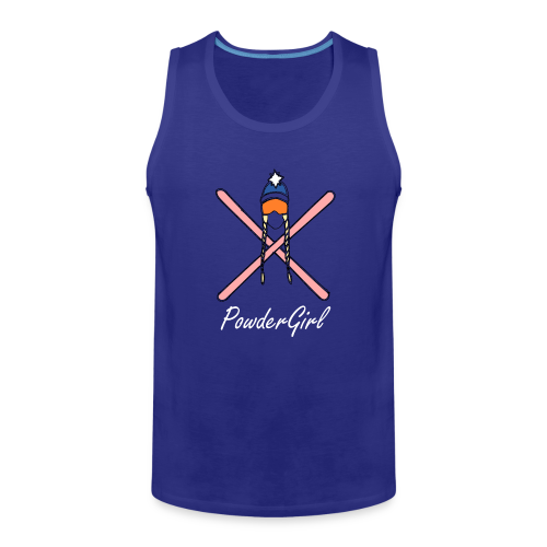 powdergirl121 - Men's Premium Tank