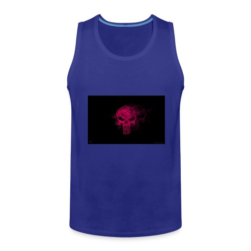 hkar.punisher - Men's Premium Tank