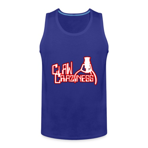 Claw Crazy - Men's Premium Tank