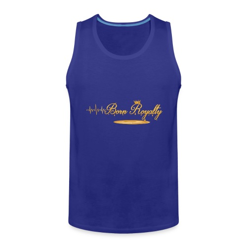 BornRoyalty Clothing Line - Men's Premium Tank