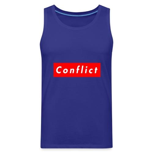 conflict bogo - Men's Premium Tank