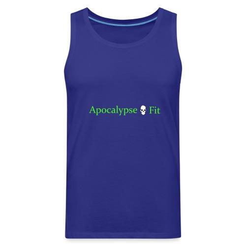 Apocalypse Fit - Men's Premium Tank