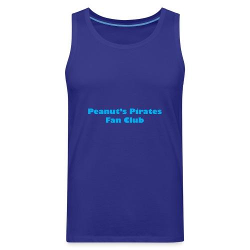Peanut's Pirates Fan Club - Men's Premium Tank