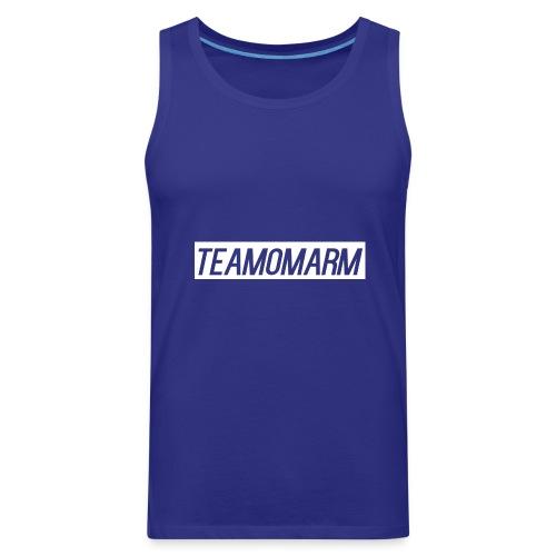 Team omarM shirts - Men's Premium Tank