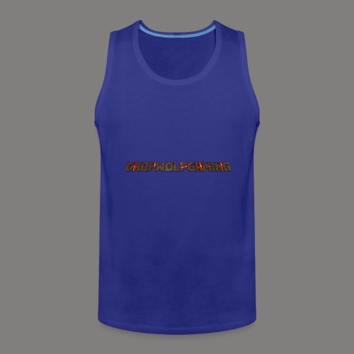 DropWolfGaming - Men's Premium Tank