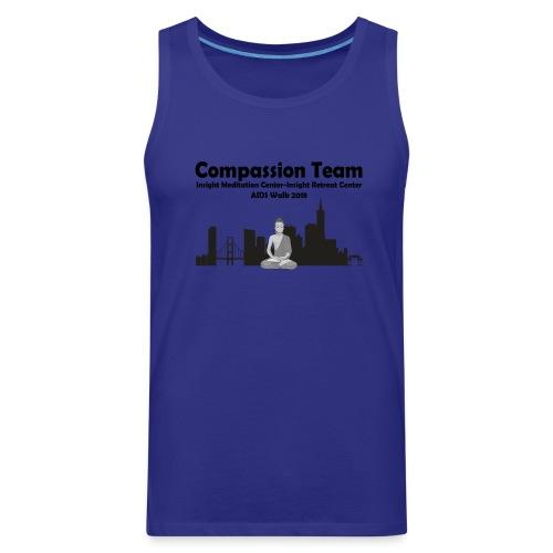 CompassionTeam2018 - Men's Premium Tank