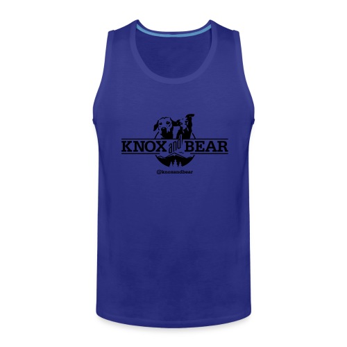 knox-and-bear - Men's Premium Tank
