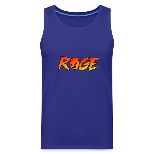 Rage T-shirt - Men's Premium Tank