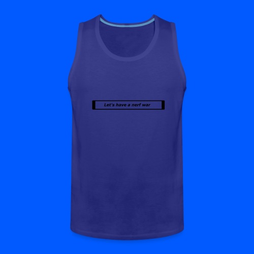Nerf™ War design - Men's Premium Tank