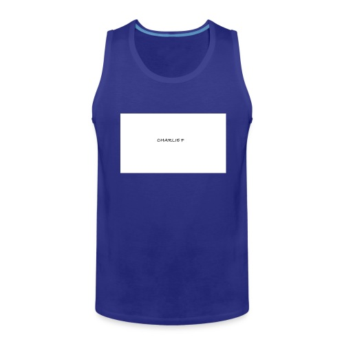 Untitled 1 - Men's Premium Tank
