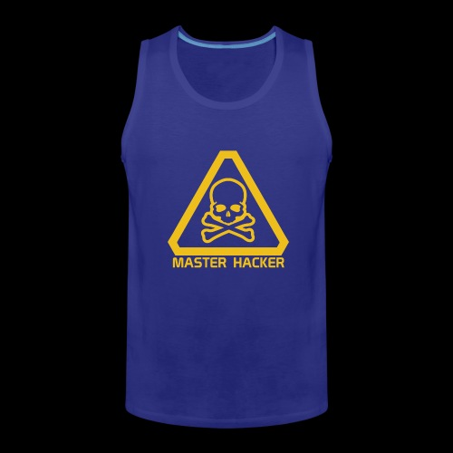 Master Hacker - Men's Premium Tank