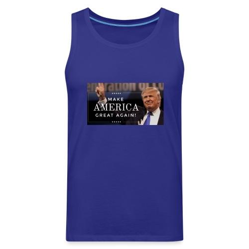 Donald Trump - Men's Premium Tank