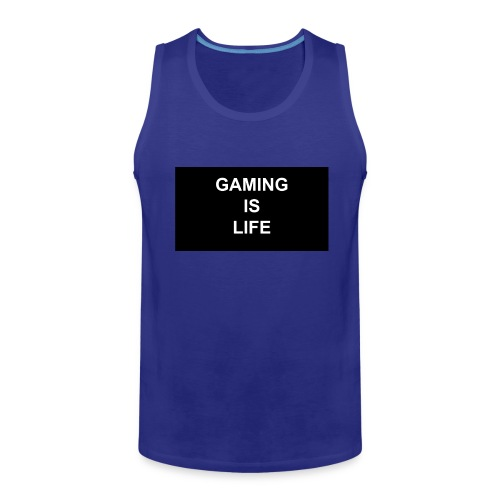 Untitled-3 - Men's Premium Tank