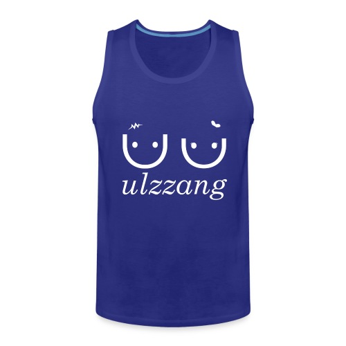 Ulzzang - Best Face - Men's Premium Tank