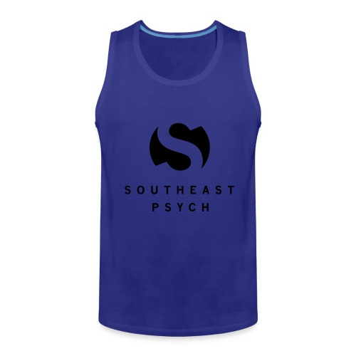 Southeast Psych Tall Mug Logo and Name - Men's Premium Tank